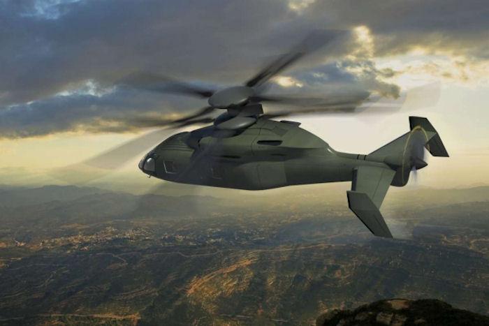 Как могут выглядеть военные вертолеты будущего