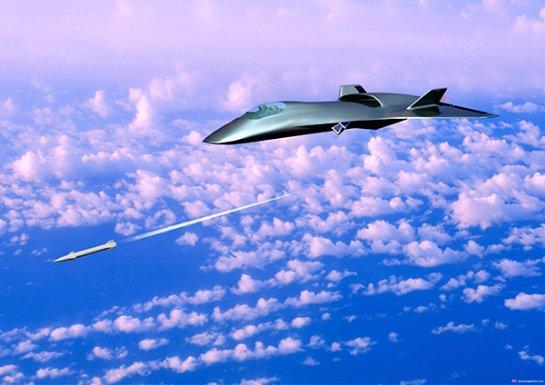 Военные США делают ставку на беспилотные истребители