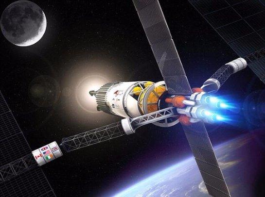 Новейший двигатель позволит достичь Марса за 39 дней