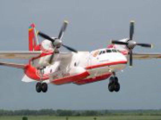 «Антонов» подписал контракт на производство Ан-132 в Саудовской Аравии