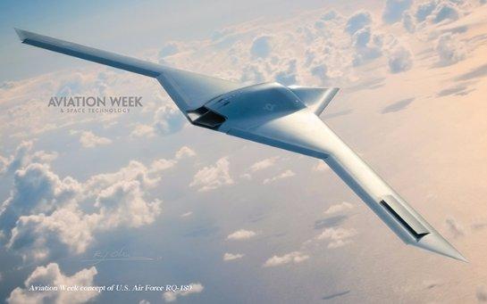 Сверхсекретный американский самолет-невидимка — фото и видео