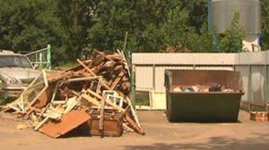 Как правильно утилизируется крупногабаритный мусор