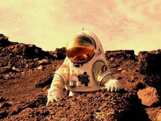 Пилотируемые миссии на Марс: космическая угроза для мозга