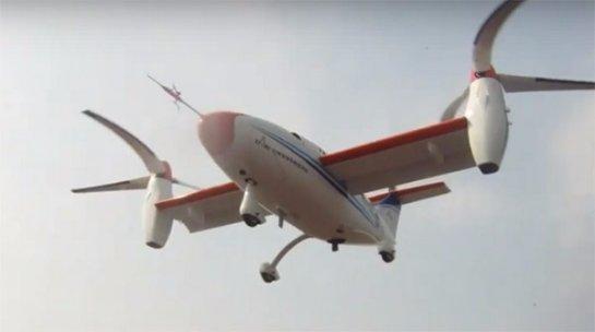 Южнокорейский беспилотник движется со скоростью 500 км/ч