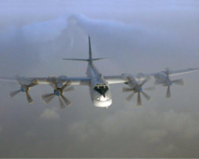 У Росії розбився третій бомбардувальник