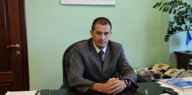 Главу Госавиаслужбы Антонюка отстранили от выполнения обязанностей