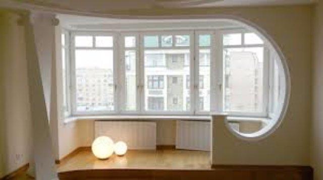 Увеличиваем площадь квартиры за счет балкона