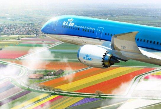 Еще больше комфорта от голландской авиакомпании