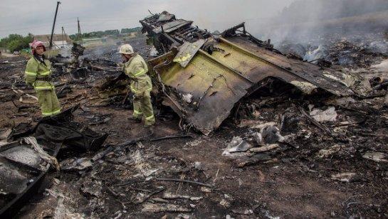 Соцопрос: 44% россиян считают, что малайзийский Boeing сбили украинцы