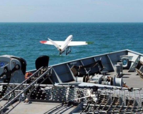 ВМС Великобритании запустили беспилотник, напечатанный на 3D-принтере