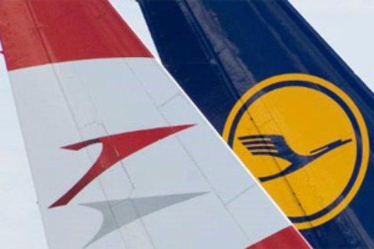 Lufthansa сокращает количество рейсов в РФ