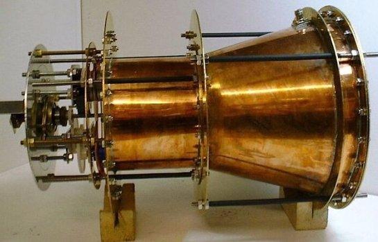 Англичане разработали двигатель, с которым можно добраться до Луны за несколько часов (ФОТО)