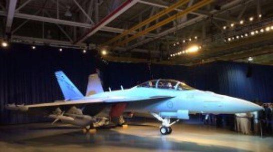 Boeing представил самолет для ВВС Австралии