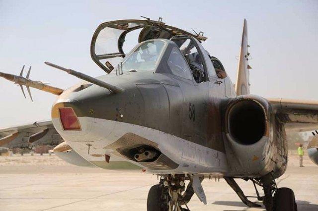 Су-26 «случайно уронил» бомбу на Багдад: 12 погибших
