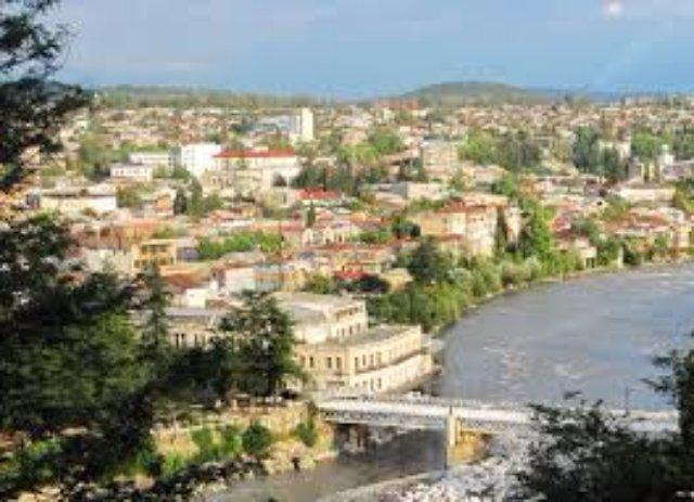 Едем в Кутаиси город Кавказа