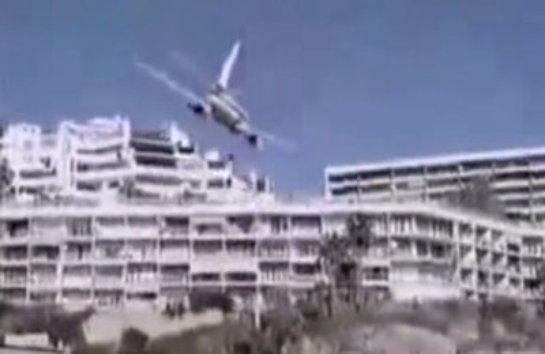 Самолет сел на воду. Такого еще не было! (Видео)