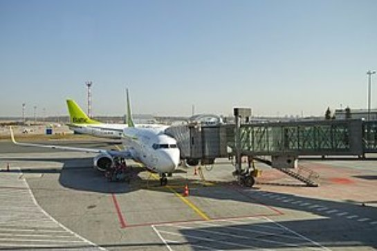 Имущество латвийского аэропорта остается под арестом