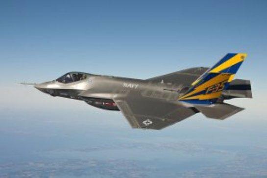 США: первая эскадрилья F-35 готова