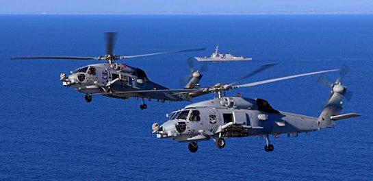 Тайвань закупит американские MH-60R?