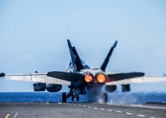США продолжают модернизацию военных самолетов