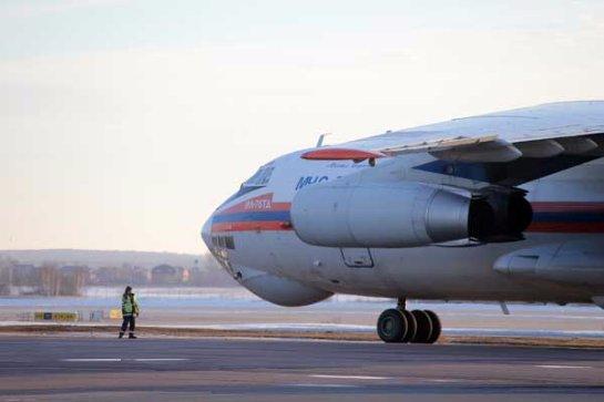 Йеменский аэропорт принял первый гражданский самолет за 4 месяца