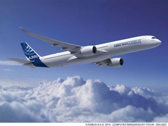 Airbus презентует новый самолет на МАКС-2015