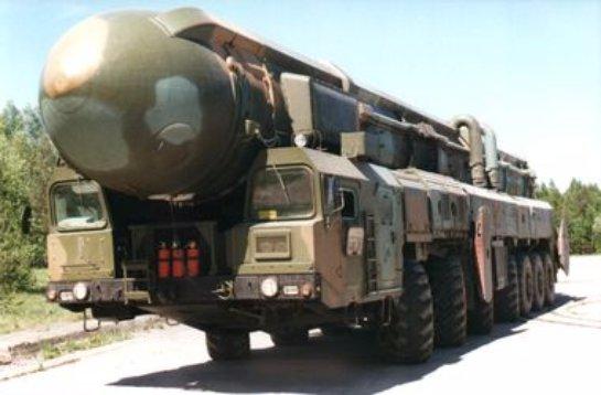 В России успешно испытали межконтинентальную ракету