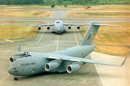 США нарушили воздушное пространство Финляндии