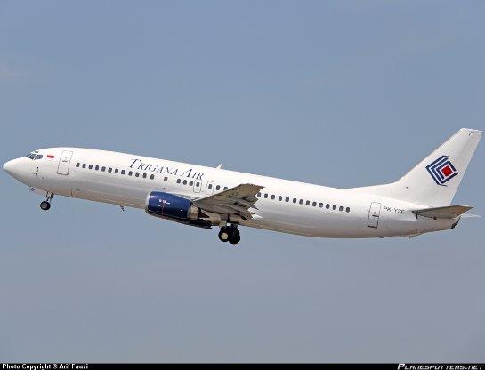 Индонезия публикует новые решения после разбившегося самолета
