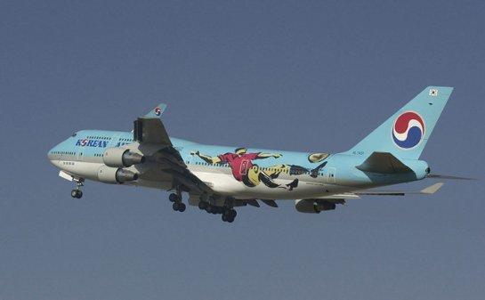 Топ-10 раскрасок самолетов в спортивной тематике