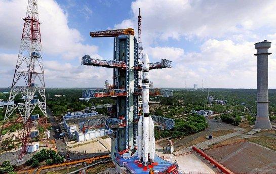 Индия успешно осуществила запуск ракеты с криогенным двигателем