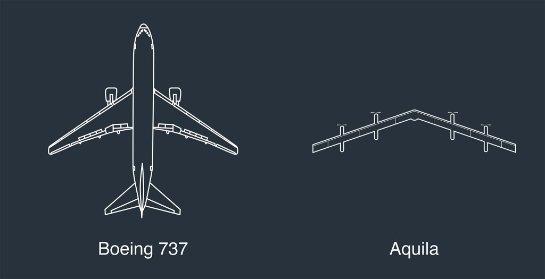 Facebook занялась строительством самолетов