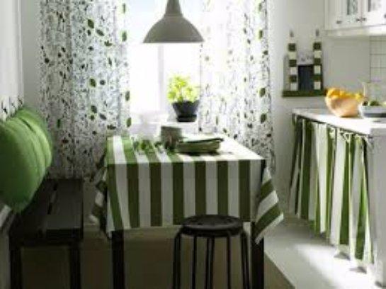 Как выбрать текстиль на кухню?