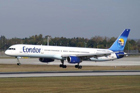 В США самолет совершил экстренную посадку из-за буйного пассажира