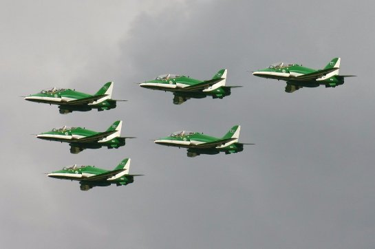 Саудовская Аравия осуществляет военные налеты на Йемен