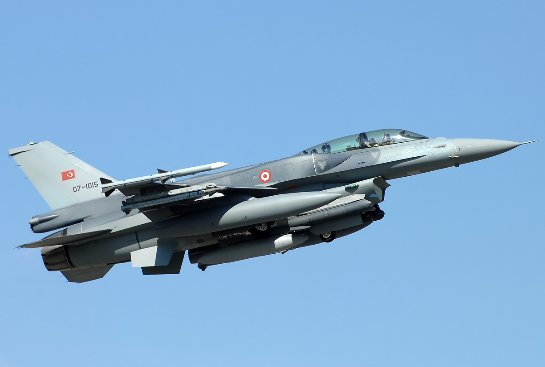 Турция модернизирует американские истребители