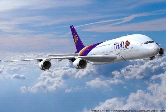Масштабные сокращения в Thai Airways