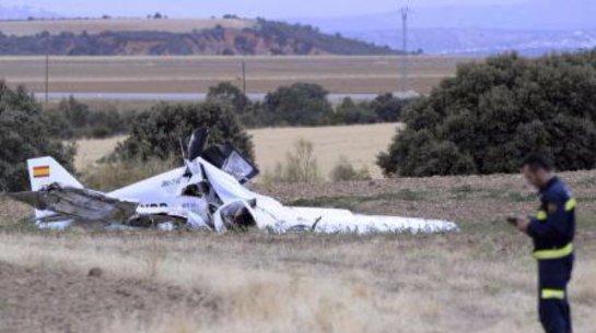 В Испании разбился самолет, трое погибших