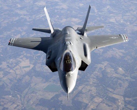 F-35B стал реальностью благодаря технологиям, использованным при создании летающих тарелок