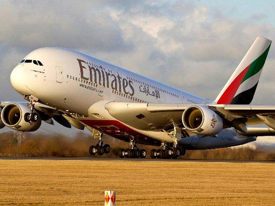Emirates Airline запускает один из наиболее длинных рейсов в мире