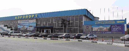 Аэропорт Симферополя за первые полгода обслужил почти 3 млн пассажиров