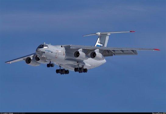 Казахстан купит у России Ил-76МД-90А?