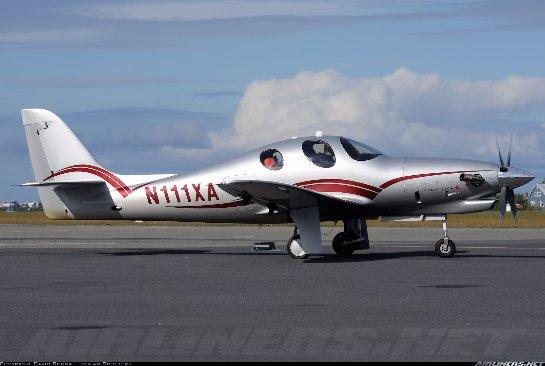 В США легкий самолет разбился, избегая преследования