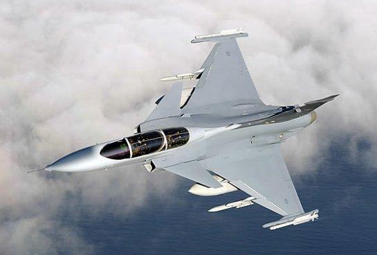 Бразилия согласовала покупку шведских истребителей