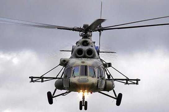 В России без вести пропал вертолет с 13 пассажирами на борту