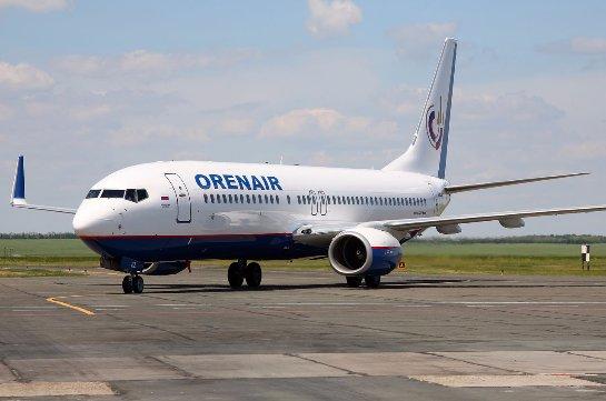 В Москве приземлился самолет с треснувшим лобовым стеклом