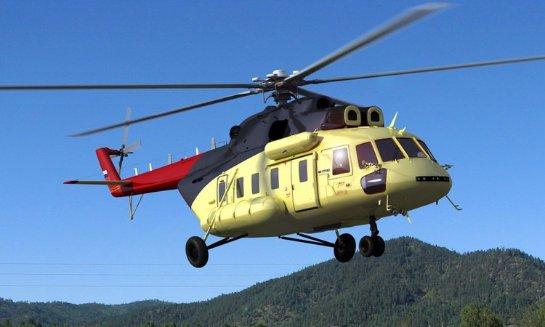 По факту падения вертолета в Хабаровском крае возбуждено уголовное дело
