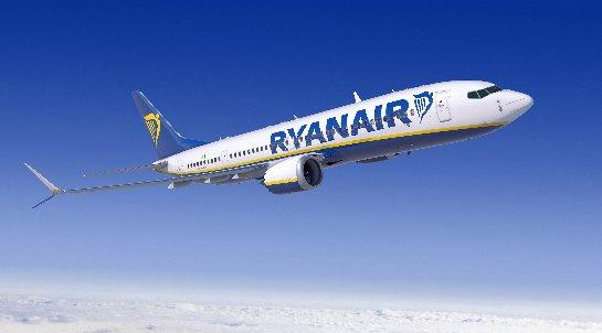 Ryanair сообщила, когда начнет летать в Украину