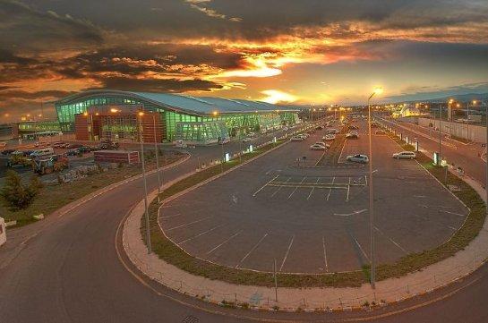 В аэропорту Тбилиси арестованы торговцы наркотиками