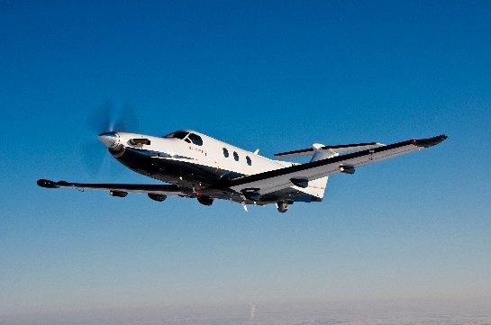 В небе над Финляндией пролетел неопознанный самолет